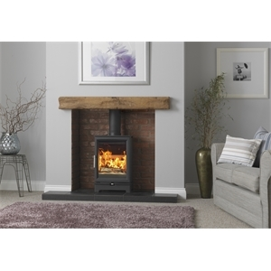 Fireline Woodtec 5KW on Short Stand