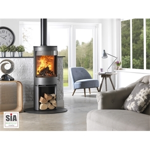 Purevision PVR Stove (log store no door) Ecodesign Ready