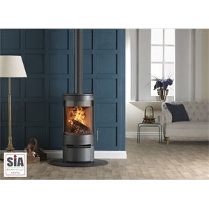 Purevision PVR stove (log store with door) Ecodesign Ready
