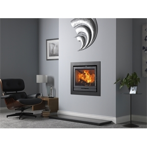 Fireline FPi8-3 wall with Wide Trim